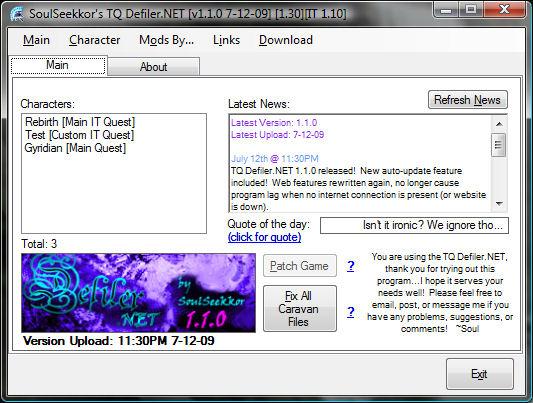 titan quest itemus 1.4 download